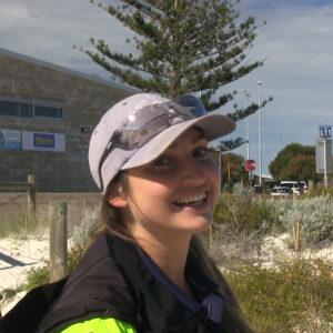 Hannah Gulliver, Perth NRM Coastal+Marine