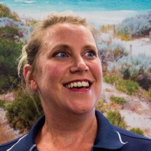 Kate Sputore, Perth NRM Coastal + Marine